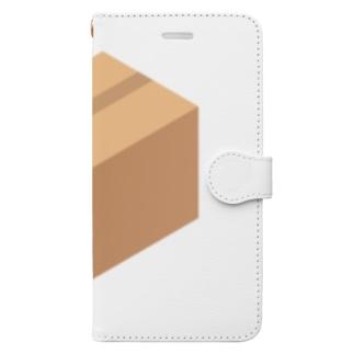 cardboard-box2 Book-style smartphone case
