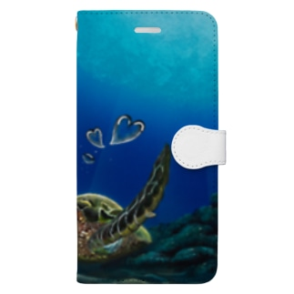 Lovely Honu Book-style smartphone case