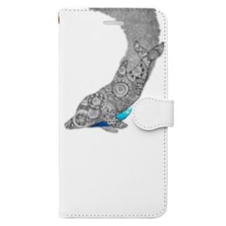 あ Book-style smartphone case