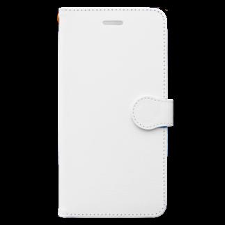 asahiyoruaのハロウィン🎃 Book-style smartphone case