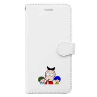 まるやま家 Book-style smartphone case