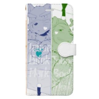 とおぼえブックマーク! Book-style smartphone case