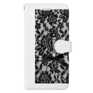 鬱世界 Book-style smartphone case