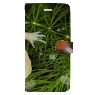 うんぱ Book-style smartphone case