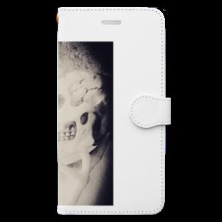 emi_pipisuのお耽美なものたち Book-style smartphone case