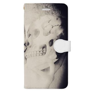 お耽美なものたち Book-style smartphone case