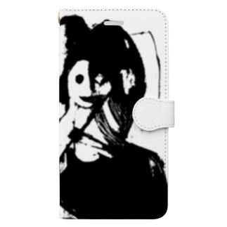 JOVIAN (木星人) Book-style smartphone case