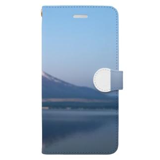 富士山 Book-style smartphone case