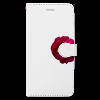 れおなの春 Book-style smartphone case
