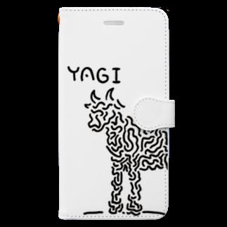 ARATAのYAGI Book-style smartphone case