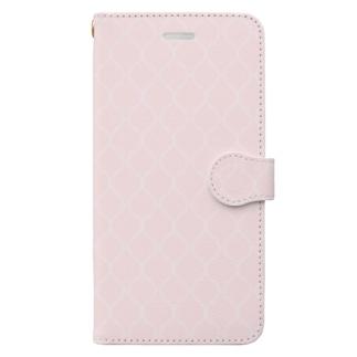 モロッカン Book-style smartphone case