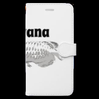 zikomanking SHOPのarowana Book-style smartphone case