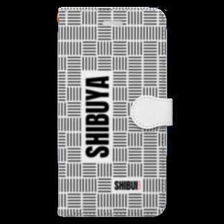 シブイのSHIBUYA CASE Book-style smartphone case