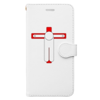 磔(はりつけ) Book-style smartphone case