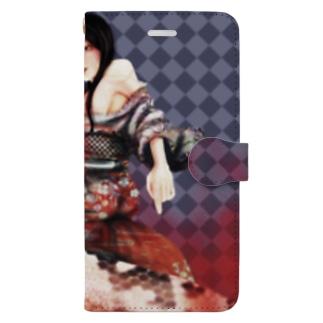 清姫 Book-style smartphone case