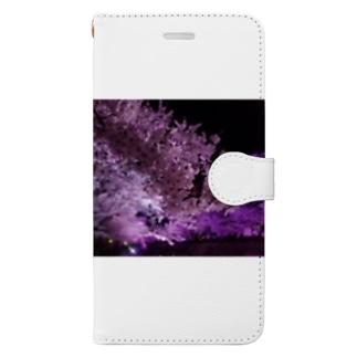 さくらさん Book-style smartphone case