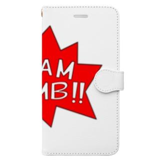 DREAM BOMB!! ユメノバクダン Book-style smartphone case