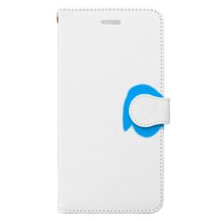 まだでたくない Book-style smartphone case