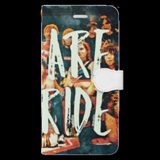 長与 千種 Chigusa Nagayoの直訳すると、あなた達はオレのプライド。 Book-style smartphone case