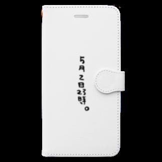 佐久間麻由のブツ。の5月2日23時。 Book-style smartphone case