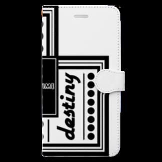enn_Söpöのcommon destiny, anytime. Book-style smartphone case