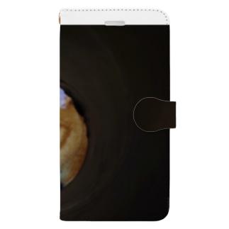 ビッケノゾキアナ Book-style smartphone case