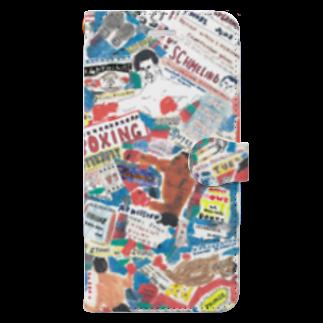 ふじみ屋 fujimi-ya のボクコラ。 Book-style smartphone case