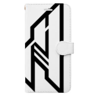 焼肉 Book-style smartphone case