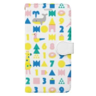 コトコトツミキ Book-style smartphone case