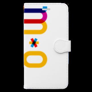 marikiroのMO initial Book-style smartphone case