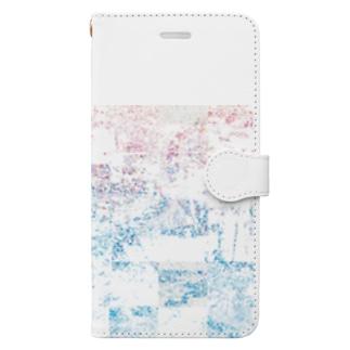 み・merry Book-style smartphone case