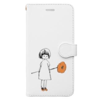 flower girl Book-style smartphone case