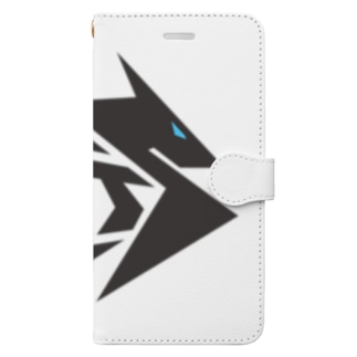 GTSロゴVer Book-style smartphone case