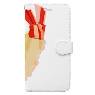 エビテン Book-style smartphone case