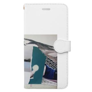 sun 0:00 Book-style smartphone case