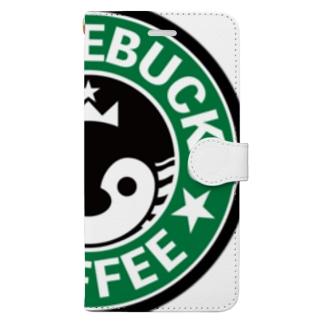 Freddiebucks Coffee Book-style smartphone case