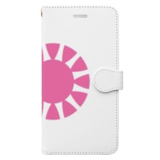 たいよう Book-style smartphone case