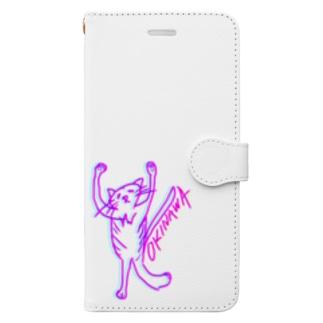 OKINAWA NEKO Book-style smartphone case