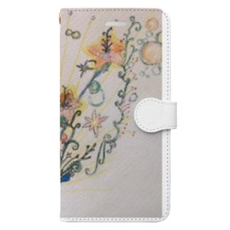 花束ほーぷ Book-style smartphone case