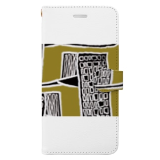growing Book-style smartphone case