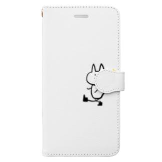 コサックネコ Book-style smartphone case