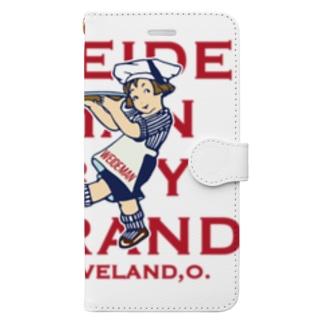 WEIDEMAN BOY BRAND Book-style smartphone case