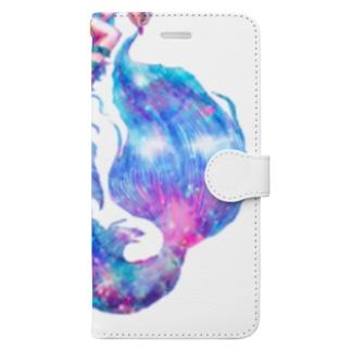 MERMAID Book-style smartphone case
