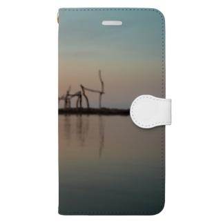 おしゃれなスマホケース Book-style smartphone case