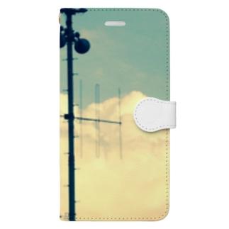 よぴ屋の初夏に撮ったスピーカーみたいなヤツ Book-style smartphone case