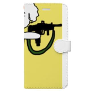 チクーチョ Book-style smartphone case