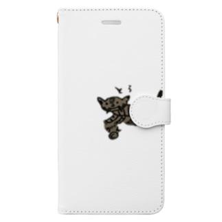とらだよ! Book-style smartphone case