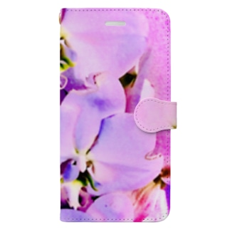 miss orchid Book-style smartphone case