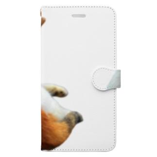 cheap sheep.のぬこ(いかく) Book-style smartphone case