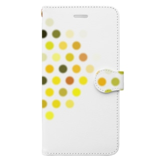 asauのSolitaire  Book-style smartphone case